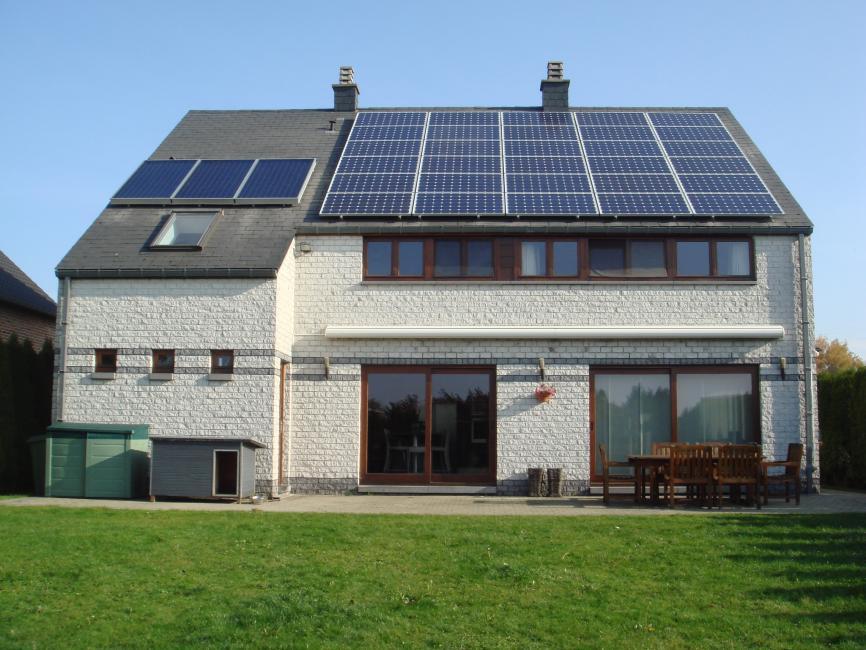 qualité des panneaux photovoltaïques