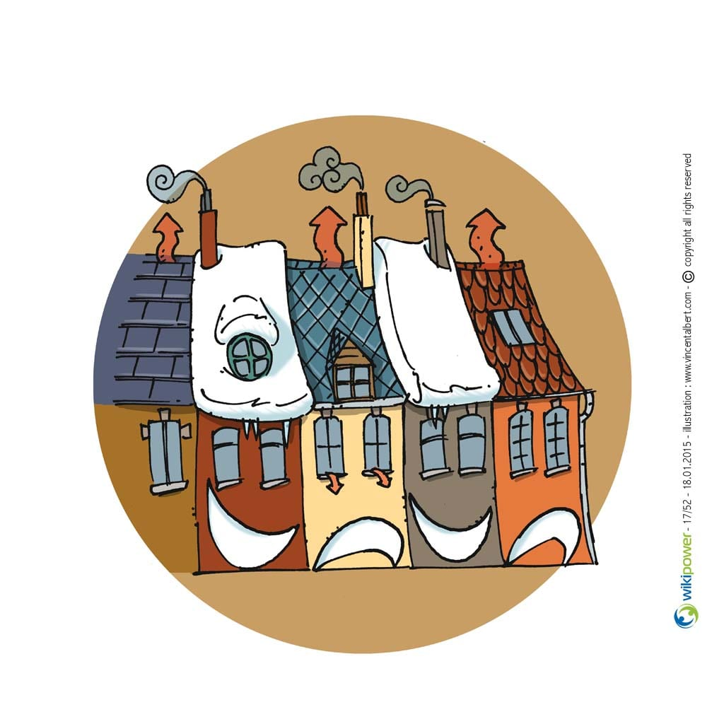 Isoler la toiture de sa maison mitoyenne