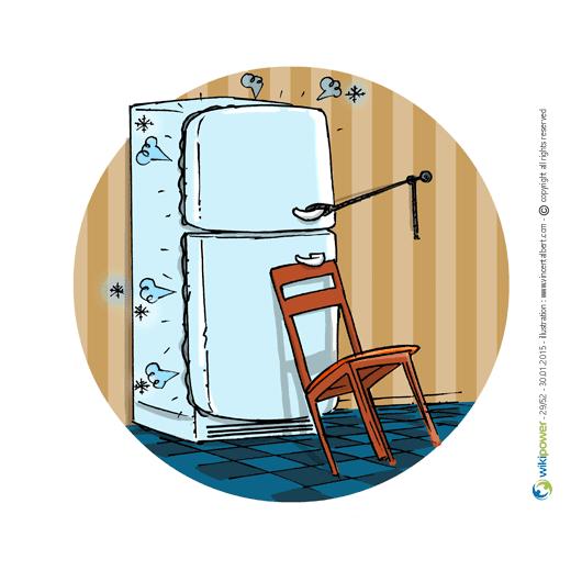 Remplacer les joints du frigo