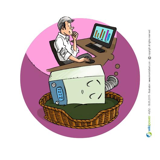 Programmeur sur le boiler