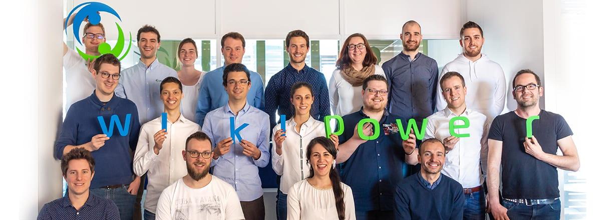 wikipower team