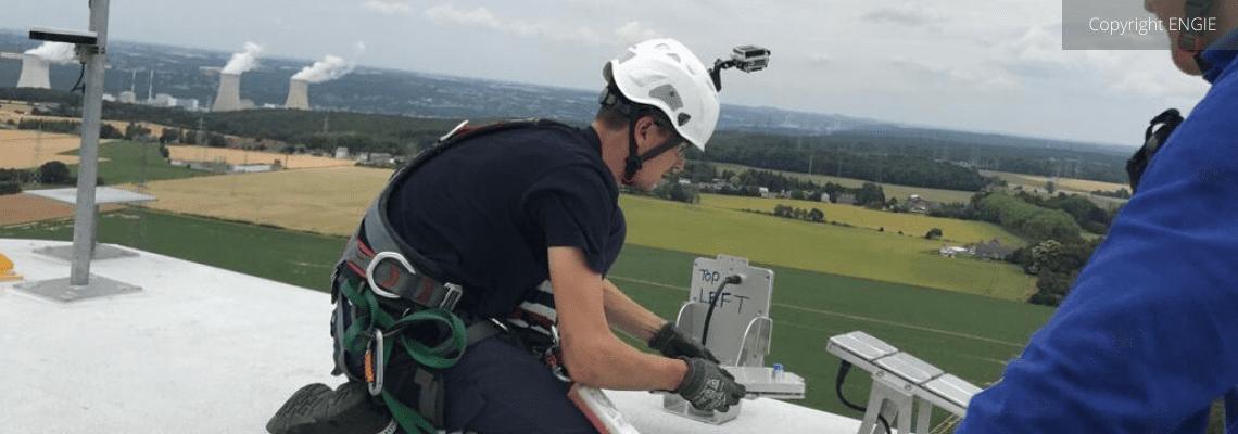 éoliennes à ultrasons pour protéger les chauves-souris