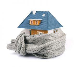 Isolation d'un logement afin de limiter les pertes de chaleur