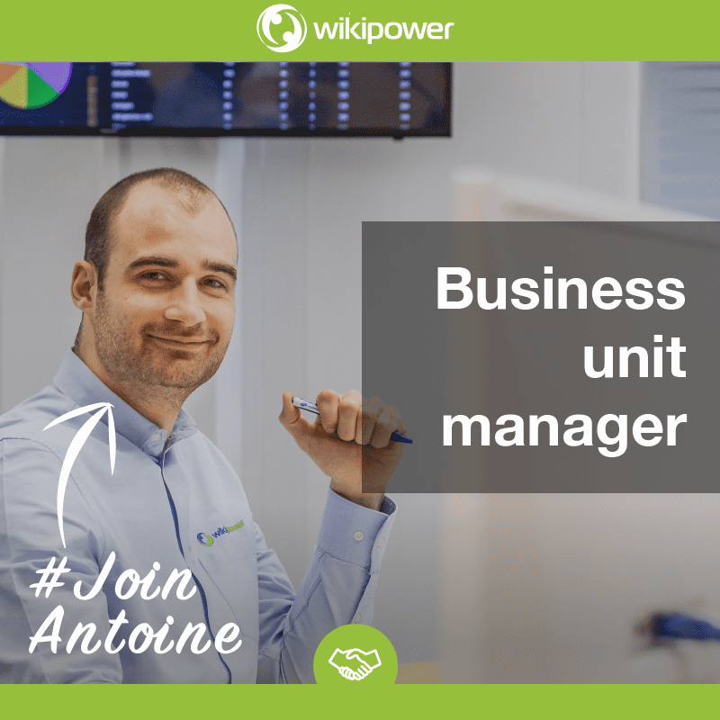 Business unit manager achats groupés