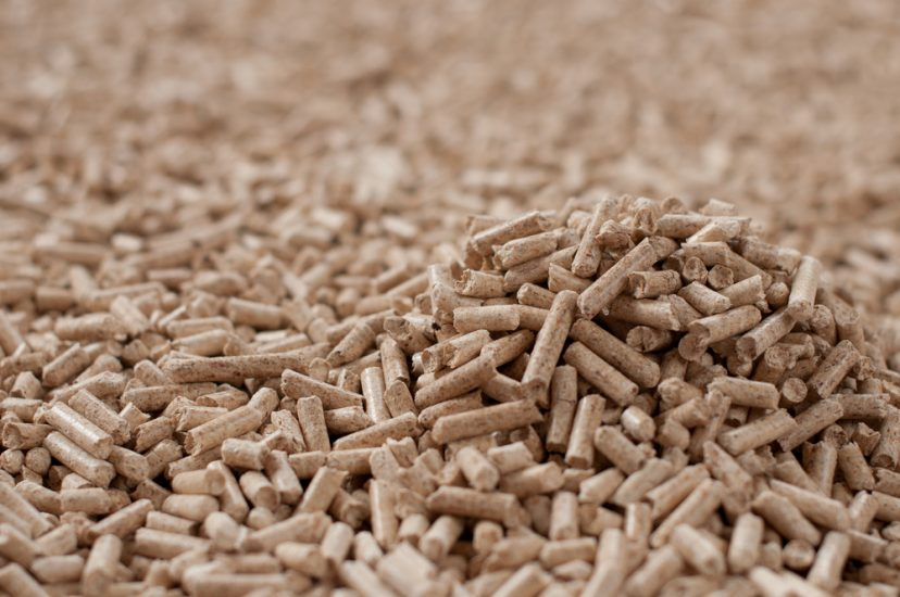pellets ou granulés de bois