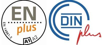 Certifications ENplus et DINplus