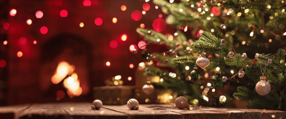 consommation d'une guirlande lumineuse de Noel