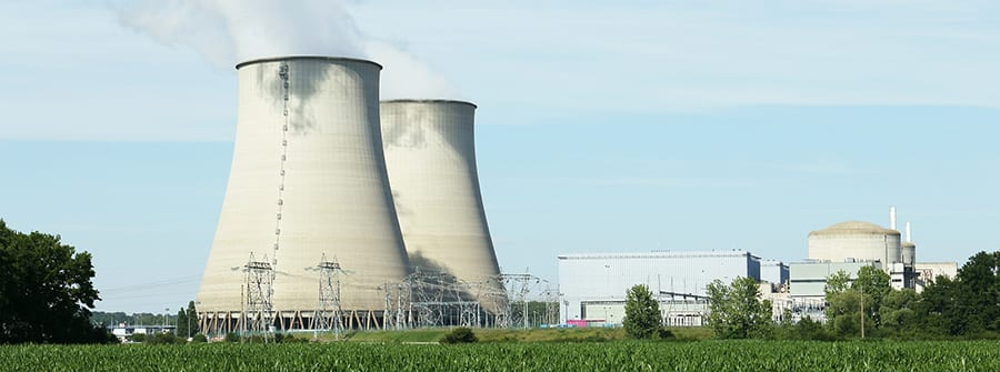 centrale nucleaire