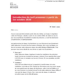 Communication prosumer d'Eneco